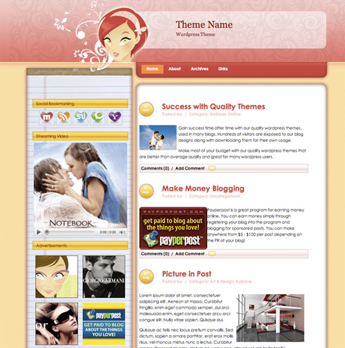 theme wordpress magazine gratuit